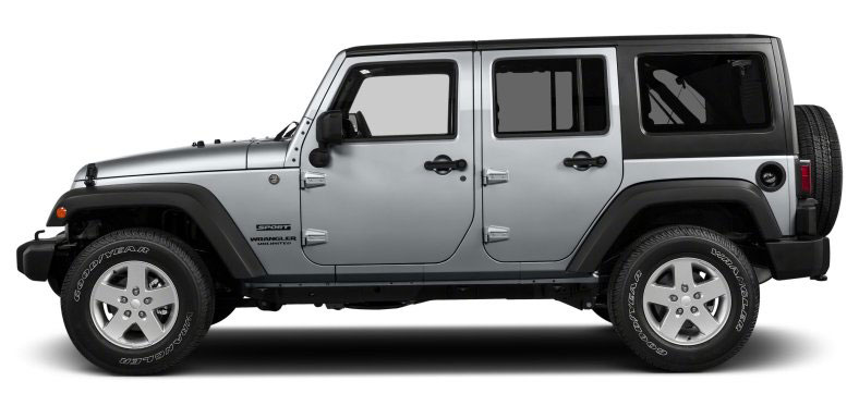 Jeep Wrangler Unlimited 4-Door